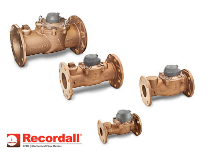 Recordall® Turbo Series Meters