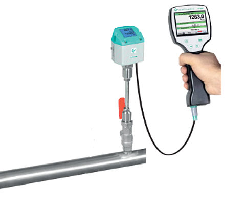 PI 500 - for portable flow measurement