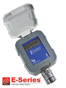 Ultrasonik debimetre E-Series®
