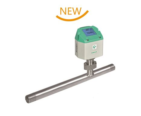 VA 520 - the affordable flow meter for compressed air and gases