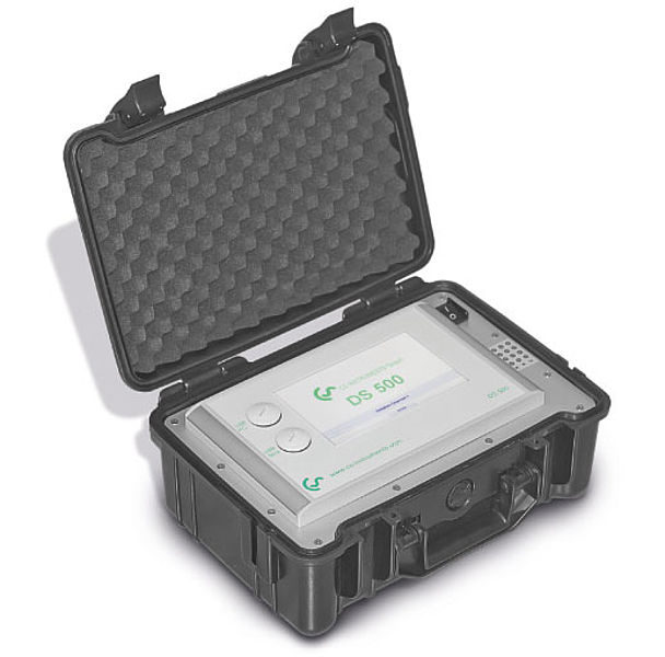 Intelligent mobile chart recorder - DS 500 mobile
